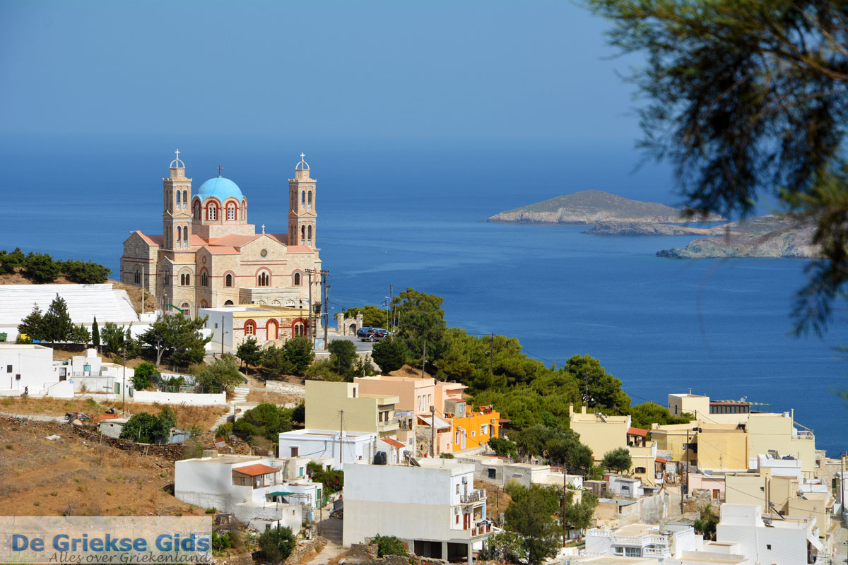 How To Get From Athens To Syros Island