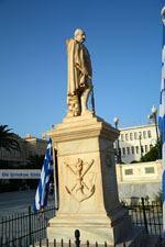 Miaoulis Plein Ermoupolis | Syros | Griekenland foto 56 - Foto van De Griekse Gids