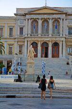 Miaoulis Plein Ermoupolis | Syros | Griekenland foto 60 - Foto van De Griekse Gids