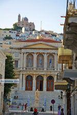 Miaoulis Plein Ermoupolis | Syros | Griekenland foto 62 - Foto van De Griekse Gids