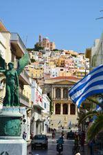 Ermoupolis | Syros | Griekenland foto 150 - Foto van De Griekse Gids