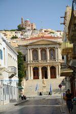 GriechenlandWeb.de Miaoulisplein Ermoupolis | Syros | Griechenland foto 162 - Foto GriechenlandWeb.de