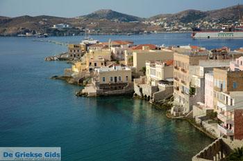 Wijk Vaporia Ermoupolis | Syros | Griechenland foto 86 - Foto von GriechenlandWeb.de