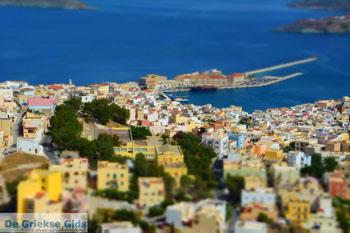 Miniatuurfoto Ermoupolis | Syros | Griekenland foto 180 - Foto van De Griekse Gids