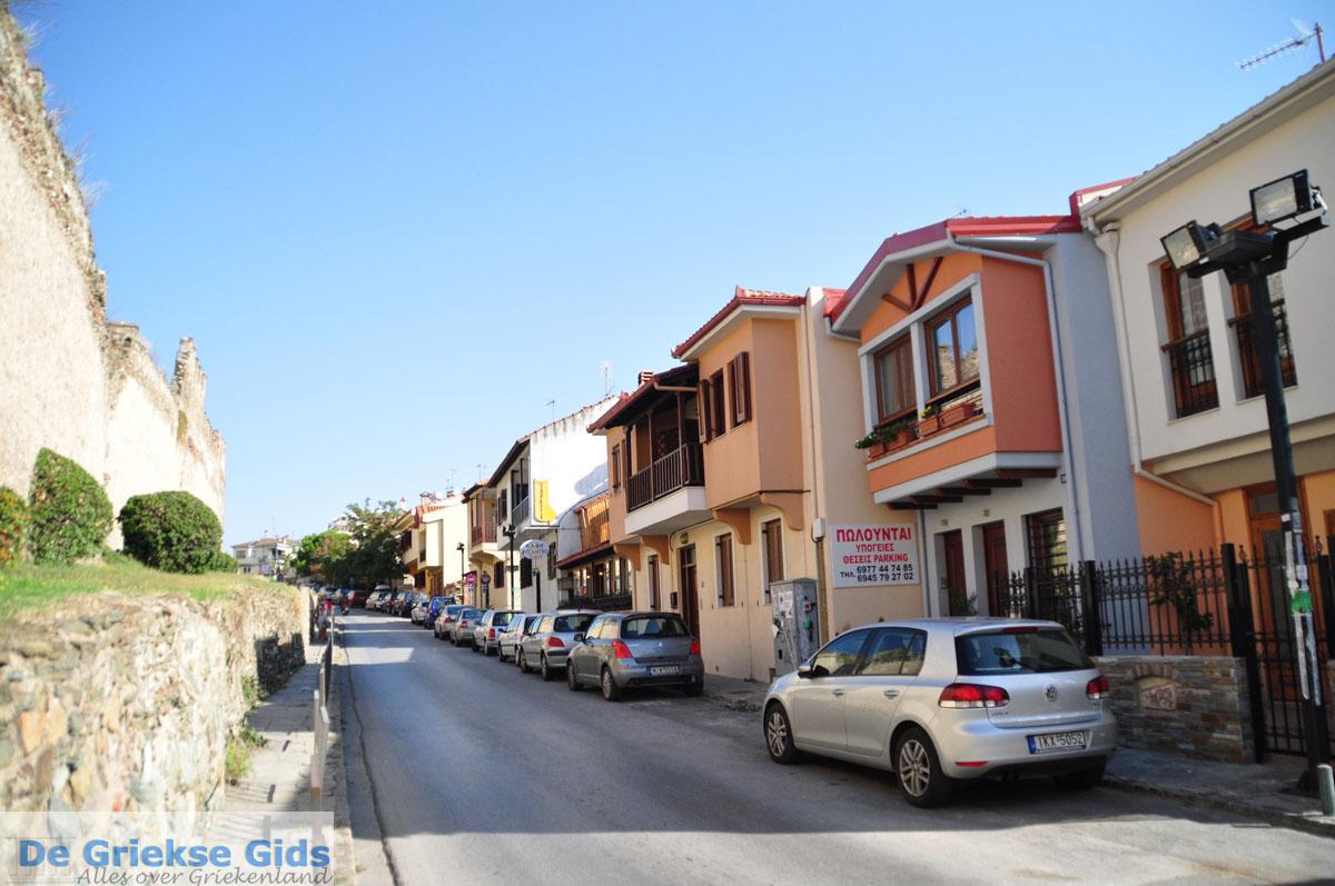 foto Byzantijnse muren en kasteel bovenstad | Thessaloniki Macedonie | De Griekse Gids foto 7
