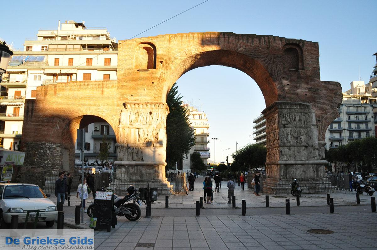 foto Triomfboog Galerius | Thessaloniki Macedonie | De Griekse Gids foto 7