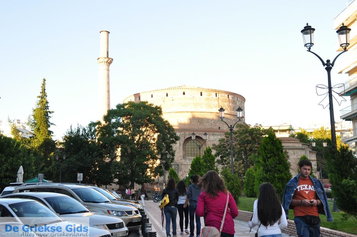 foto Rotonda | Thessaloniki Macedonie | De Griekse Gids foto 1