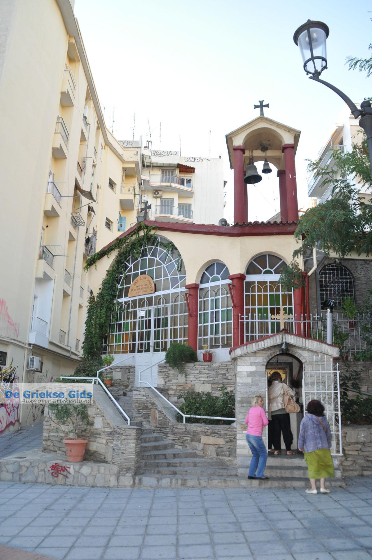 foto Agios Georgios kerk bij Rotonda | Thessaloniki Macedonie | De Griekse Gids