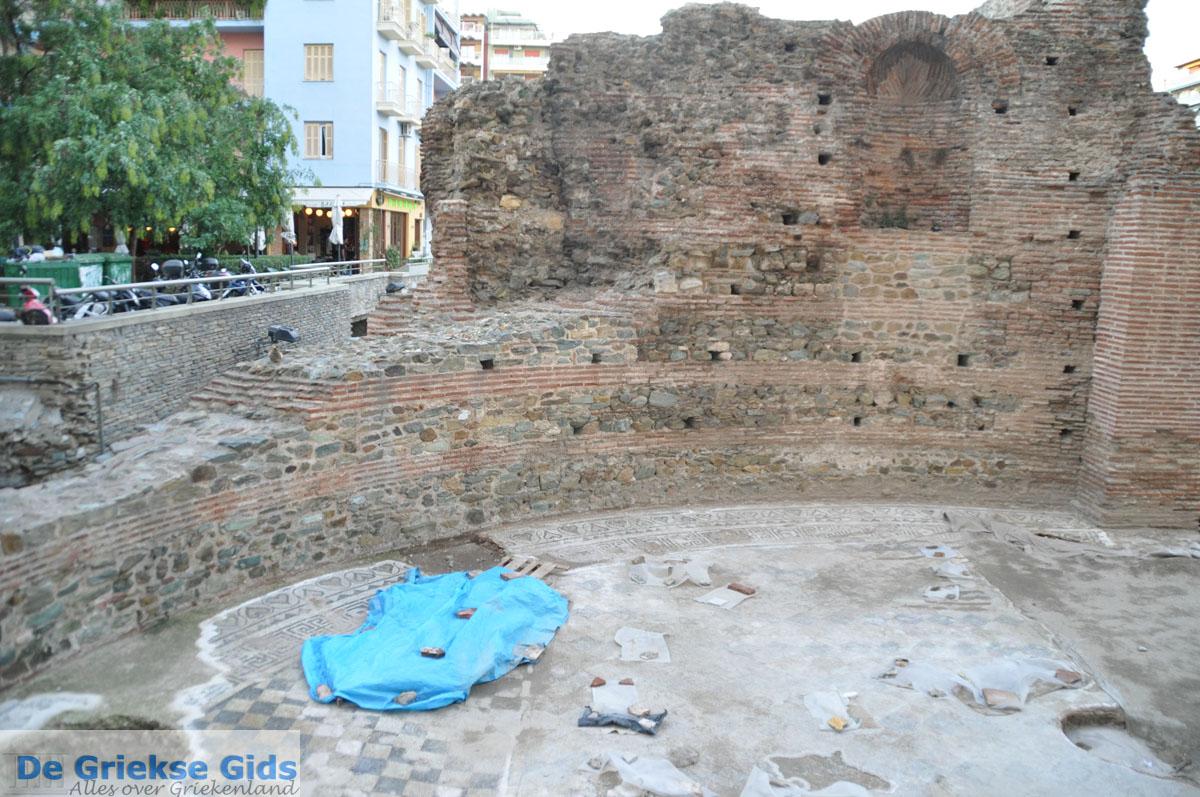 foto Ruines Galerius | Thessaloniki Macedonie | De Griekse Gids foto 5