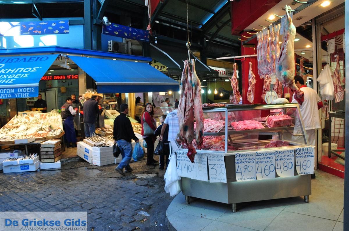 foto Overdekte Modiano Markt | Thessaloniki Macedonie | De Griekse Gids foto 7