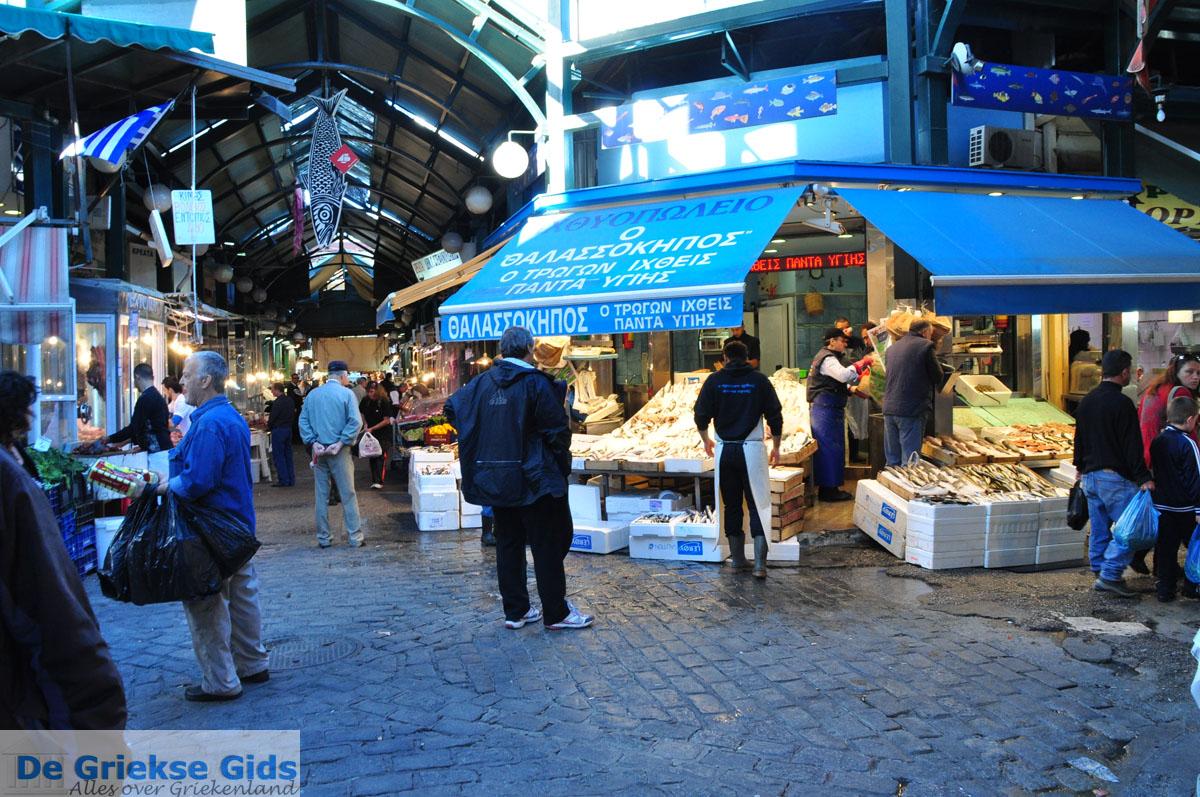 foto Overdekte Modiano Markt | Thessaloniki Macedonie | De Griekse Gids foto 8