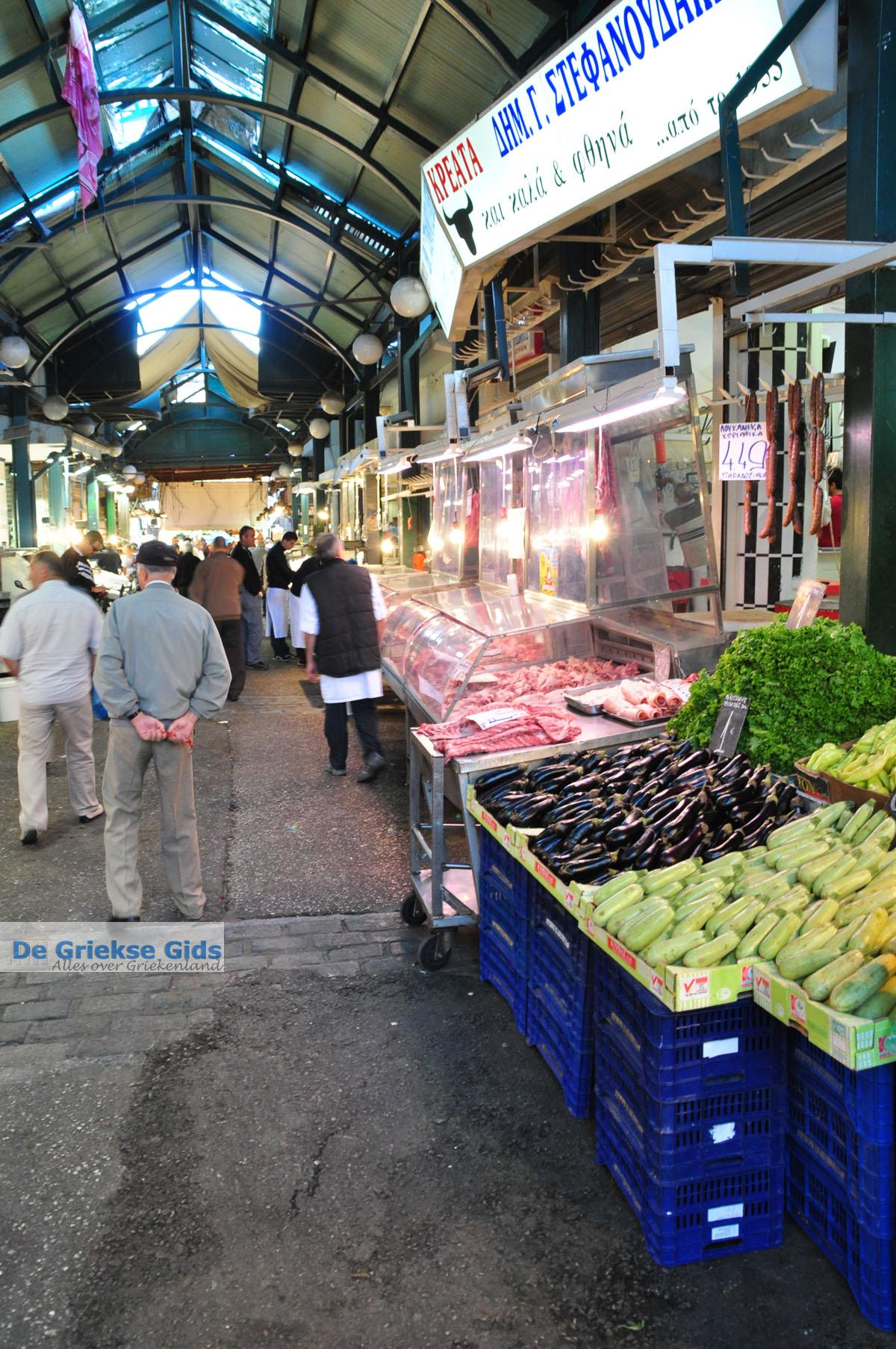 foto Overdekte Markt Modiano | Thessaloniki Macedonie | De Griekse Gids foto 13