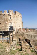 GriechenlandWeb.de Byzantijnse muren und kasteel bovenStadt | Thessaloniki Macedonie | GriechenlandWeb.de foto 14 - Foto GriechenlandWeb.de