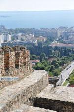 Byzantijnse muren en kasteel bovenstad | Thessaloniki Macedonie | De Griekse Gids foto 16 - Foto van De Griekse Gids