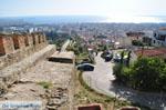 Byzantijnse muren en kasteel bovenstad | Thessaloniki Macedonie | De Griekse Gids foto 18 - Foto van De Griekse Gids