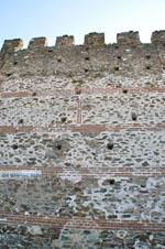 Byzantijnse muren en kasteel bovenstad | Thessaloniki Macedonie | De Griekse Gids foto 22 - Foto van De Griekse Gids