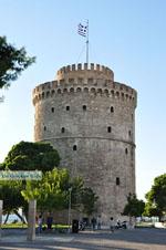 Witte Toren - Lefkos Pirgos | Thessaloniki Macedonie | De Griekse Gids foto 1 - Foto van De Griekse Gids