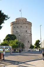 Witte Toren - Lefkos Pirgos | Thessaloniki Macedonie | De Griekse Gids foto 2 - Foto van De Griekse Gids