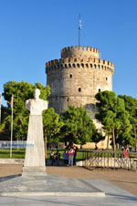 Witte Toren - Lefkos Pirgos | Thessaloniki Macedonie | De Griekse Gids foto 18 - Foto van De Griekse Gids