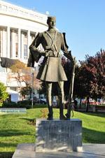 Standbeeld Pavlos Melas | Thessaloniki Macedonie | De Griekse Gids foto 1 - Foto van De Griekse Gids