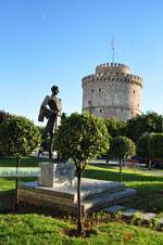 GriechenlandWeb Standbeeld Pavlos Melas Witte Toren | Thessaloniki Macedonie | GriechenlandWeb.de - Foto GriechenlandWeb.de