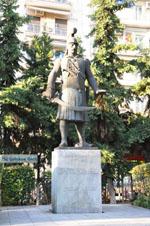 Standbeeld Kolokotronis | Thessaloniki Macedonie | De Griekse Gids - Foto van De Griekse Gids