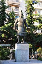 Standbeeld Kolokotronis | Thessaloniki Macedonie | De Griekse Gids foto - Foto van De Griekse Gids
