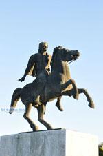 Standbeeld Alexander de Grote | Thessaloniki Macedonie | De Griekse Gids foto 4 - Foto van De Griekse Gids