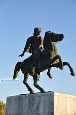 GriechenlandWeb.de Standbeeld Alexander de Grote | Thessaloniki Macedonie | GriechenlandWeb.de foto 5 - Foto GriechenlandWeb.de