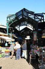 Markt | Thessaloniki Macedonie | De Griekse Gids foto 6 - Foto van De Griekse Gids