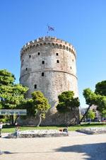 Witte Toren - Lefkos Pirgos | Thessaloniki Macedonie | De Griekse Gids foto 23 - Foto van De Griekse Gids