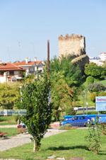 Byzantijnse muren bovenstad | Thessaloniki Macedonie | De Griekse Gids foto 44 - Foto van De Griekse Gids