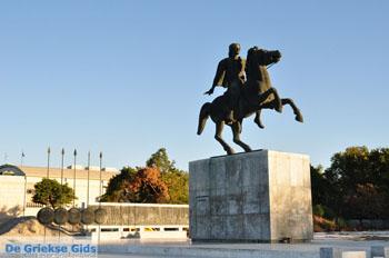 Standbeeld Alexander de Grote | Thessaloniki Macedonie | De Griekse Gids foto 2 - Foto van De Griekse Gids