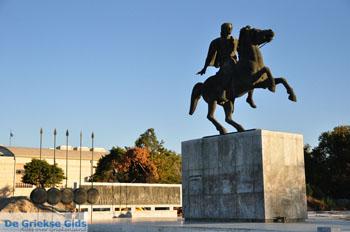 Standbeeld Alexander de Grote | Thessaloniki Macedonie | GriechenlandWeb.de foto 6 - Foto von GriechenlandWeb.de
