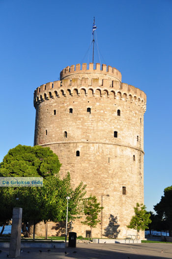 Witte Toren - Lefkos Pirgos | Thessaloniki Macedonie | De Griekse Gids foto 21 - Foto van De Griekse Gids