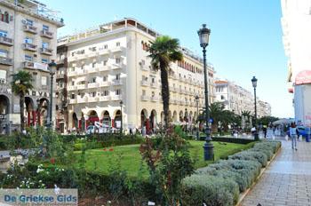 Aristoteles Plein | Thessaloniki Macedonie | GriechenlandWeb.de foto 1 - Foto von GriechenlandWeb.de