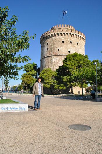 Witte Toren - Lefkos Pirgos   Thessaloniki Macedonie   De Griekse Gids foto 25 - Foto van De Griekse Gids