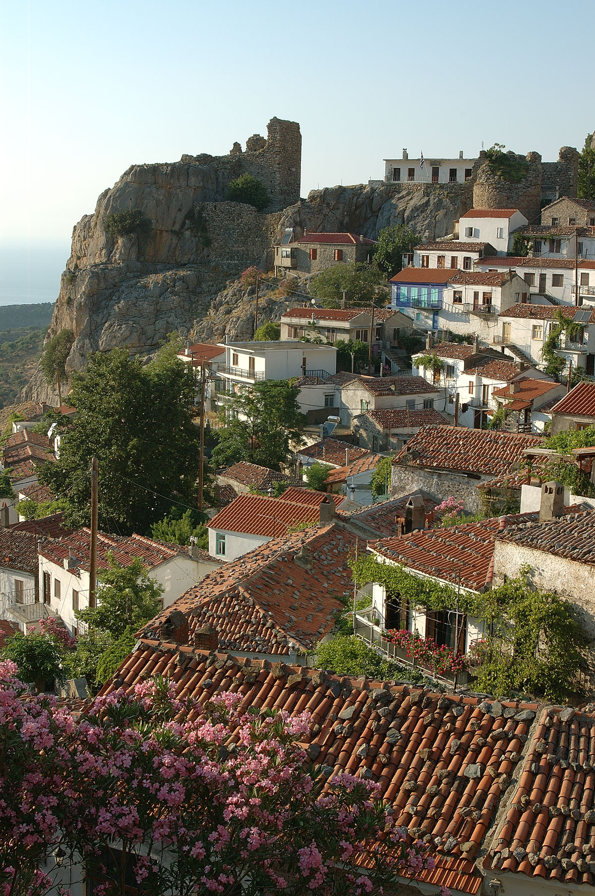 foto Oude stad Samothraki | Griekenland | Foto 1