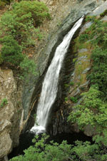 Watervallen Samothraki | Griekenland | Foto 2 - Foto van Region of Eastern Macedonia and Thrace