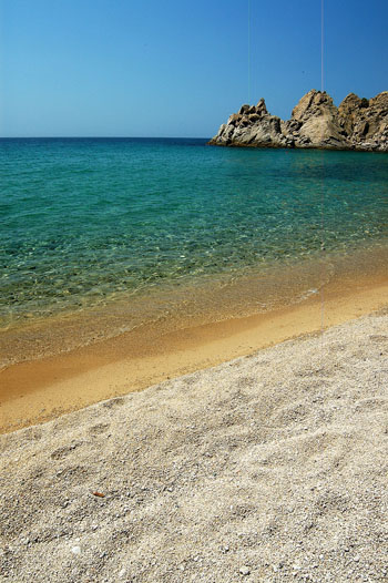 Pachia Ammos Samothraki | Griekenland | Foto 1 - Foto van Region of Eastern Macedonia and Thrace