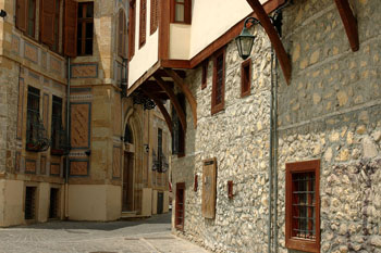 Oude stad Xanthi | Griekenland | Foto 1 - Foto van Region of Eastern Macedonia and Thrace