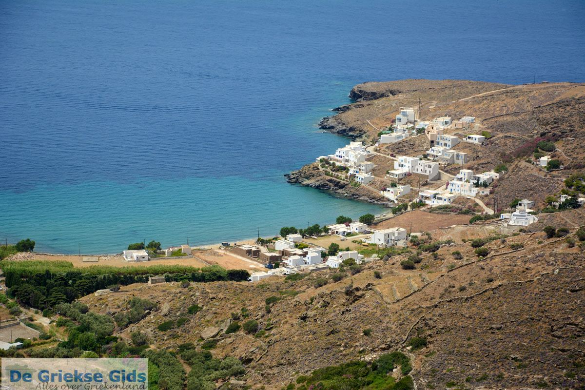 foto Ormos Giannaki bij Kardiani Tinos | Griekenland foto 6