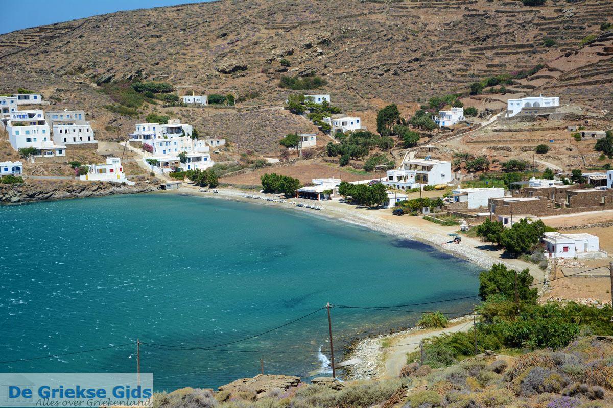 foto Ormos Giannaki bij Kardiani Tinos | Griekenland foto 14