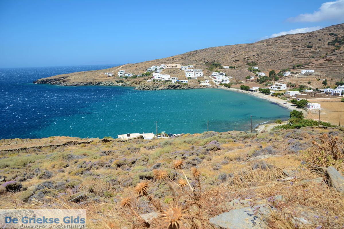 foto Ormos Giannaki bij Kardiani Tinos | Griekenland foto 23