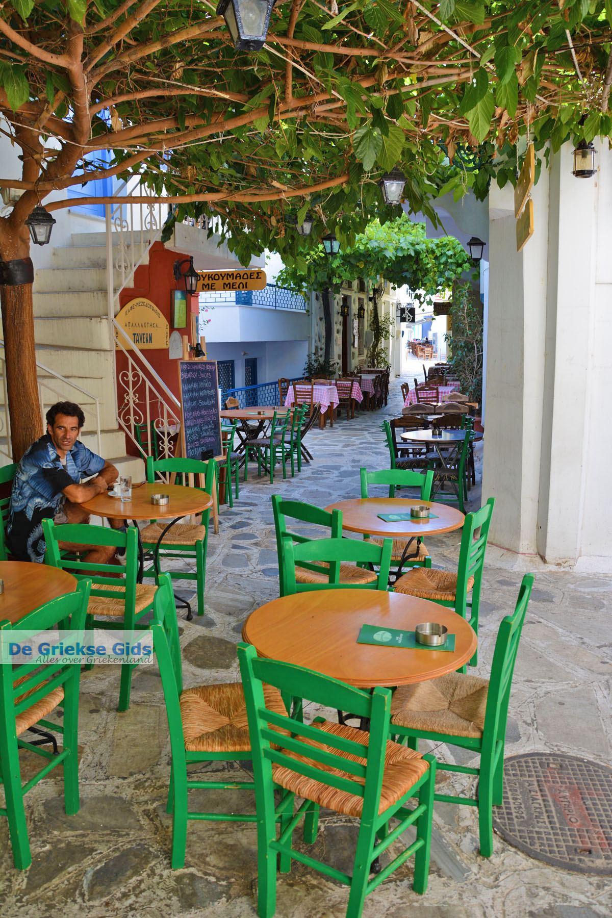 foto Tinos stad   Griekenland 58