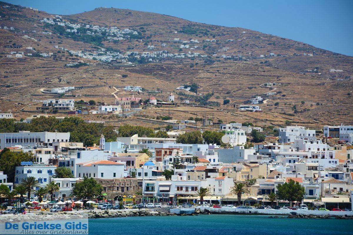 foto Tinos stad | Griekenland | De Griekse Gids foto 125