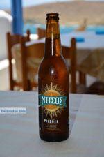 Nisos bier - Agios Ioannis Porto | Tinos Griekenland - Foto van De Griekse Gids
