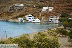 Strand Rochari bij Panormos Tinos | Griekenland foto 11 - Foto van De Griekse Gids