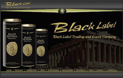 Black Retsina
