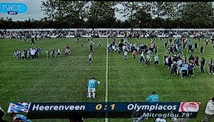 Heerenveen - Olympiakos 0-1